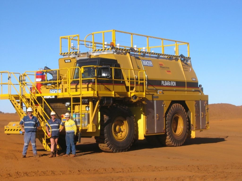 Mining Trucks And Vehicles Holmwood Manufacturers