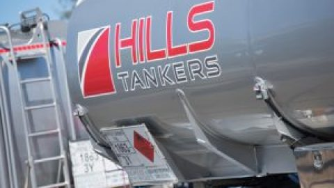 Hills Tankers, Volvo Trucks, and Holmwood Highgate – a winning team