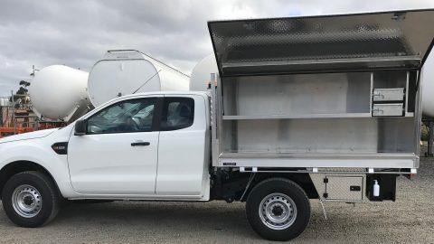 Garden Maintenance Vehicle – Ford Ranger
